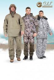 Одежда для охраны, охоты и рыбалки