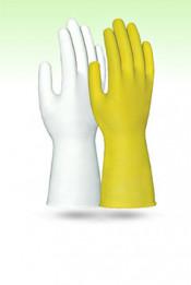 Перчатки хозяйственные, одноразовые
