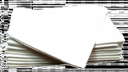 Простынь бязь отбеленная 210х150