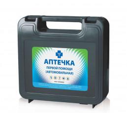 Аптечка 1-й помощи Автомобильная (пластиковый чемодан) Аппомед