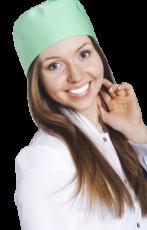 Колпак (зеленый )