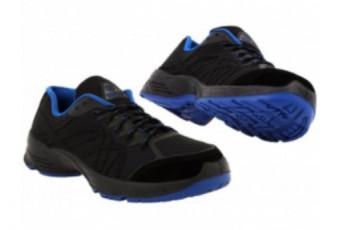 Полуботинки Уокер синие (комп. носок, ПУ-ПУ)