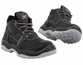 Ботинки Лидер искусственный мех с металлическим подноском