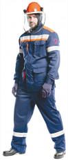 Костюм 31 кал/см2 из огнезащитной ткани WORKER (куртка/брюки)