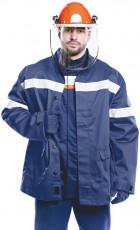 Куртка - накидка 9 кал/см2 из огнезащитной ткани WORKER